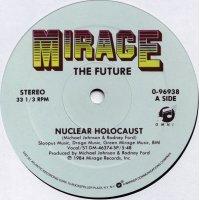 """The Future - Nuclear Holocaust, 12"""""""