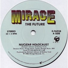 The Future - Nuclear Holocaust, 12""