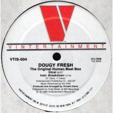"Dougy Fresh - The Original Human Beat Box, 12"""