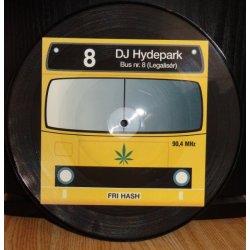 """DJ Hydepark - Bus Nr.8 (Legalisér), 10"""""""