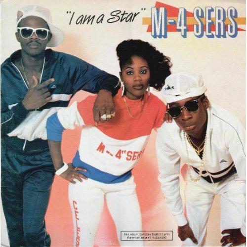 M-4 Sers - I Am A Star, LP