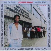 Kurtis Blow - Party Time?, LP