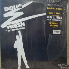 """Doug E Fresh And The Get Fresh Crew - Keep Risin' To The Top / Guess Who?, 12"""""""