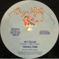"""Trouble Funk - Hey Fellas, 12"""""""