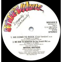 """Imperial Brothers - We Come To Rock, 12"""""""