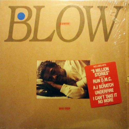 Kurtis Blow - Ego Trip, LP