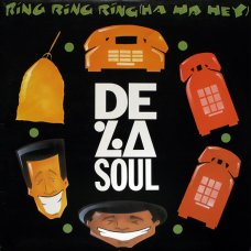 De La Soul - Ring Ring Ring (Ha Ha Hey), 12""