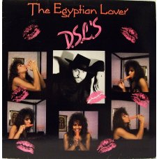 The Egyptian Lover - D.S.L.'s, 12""