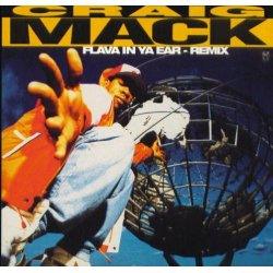 """Craig Mack - Flava In Ya Ear (Remix), 12"""""""