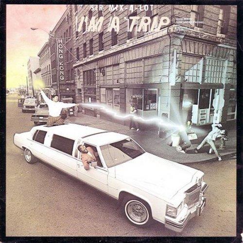 "Sir Mix-A-Lot - I'm A Trip, 12"", EP"