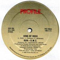 "Run-D.M.C. - King Of Rock, 12"""