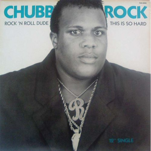 """Chubb Rock And Domino Featuring Hitman Howie Tee - Rock 'N Roll Dude, 12"""""""