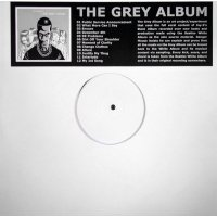 Danger Mouse & Jay-Z - The Grey Album, 2xLP