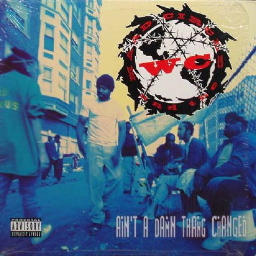 WC And The Maad Circle - Ain't A Damn Thang Changed, LP