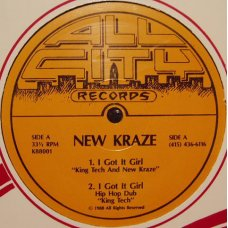 New Kraze - I Got It Girl, 12""
