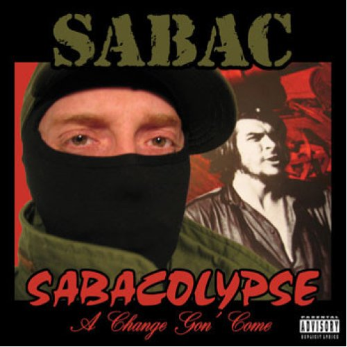 Sabac - Sabacolypse (A Change Gon' Come), 2xLP