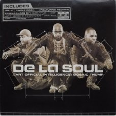 De La Soul - Art Official Intelligence: Mosaic Thump, 2xLP