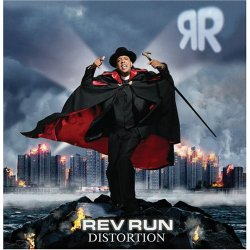 Rev Run - Distortion, LP, Promo