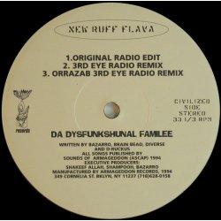 """Da Dysfunkshunal Familee - New Ruff Flava, 12"""""""
