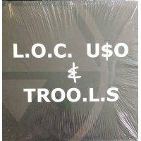 """L.O.C., U$O & Troo.L.S. - Tabu EP, 12"""", EP"""