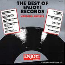 Various - The Best Of Enjoy! Records, 2xLP