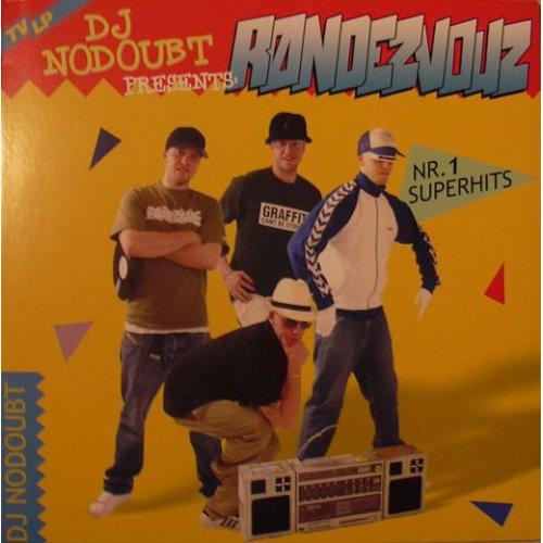 DJ NoDoubt - Røndezvouz, 2xLP