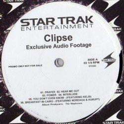 Clipse - Exclusive Audio Footage, 2xLP