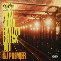 DJ Premier - Haze Presents: New York Reality Check 101, 2xLP