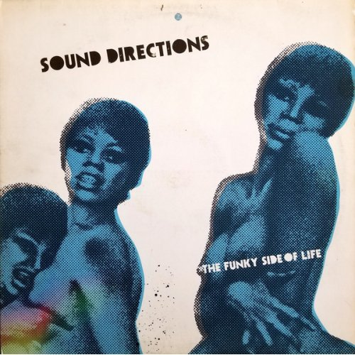 Sound Directions - The Funky Side Of Life, LP