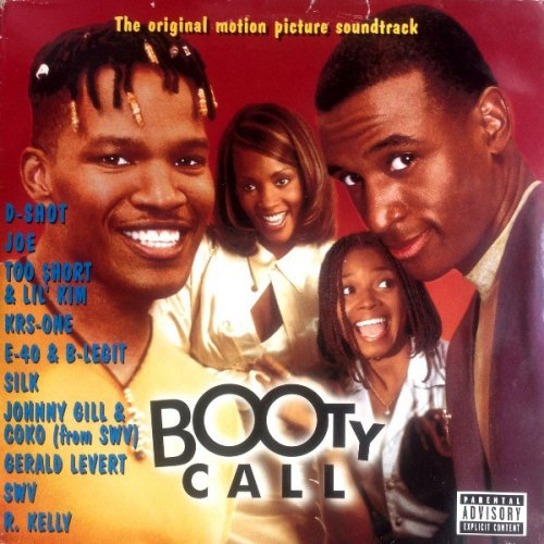 Various - Booty Call (The Original Motion Picture Soundtrack), 2xLP