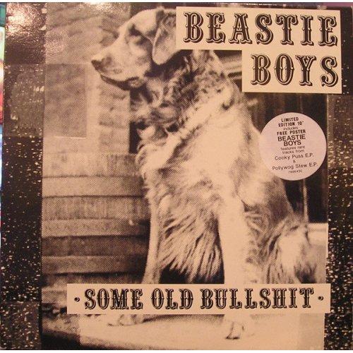 """Beastie Boys - Some Old Bullshit, 10"""""""