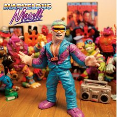 Marvelous Mosell - Stopmotion / Usynlige Skateboards, 7""
