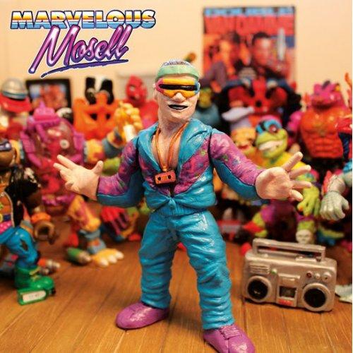 """Marvelous Mosell - Stopmotion / Usynlige Skateboards, 7"""""""