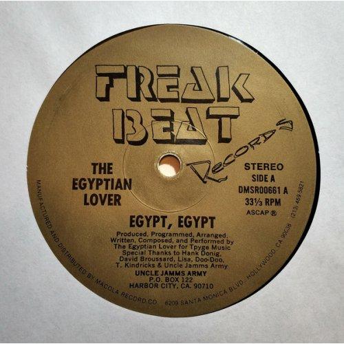 """The Egyptian Lover - Egypt, Egypt, 12"""""""