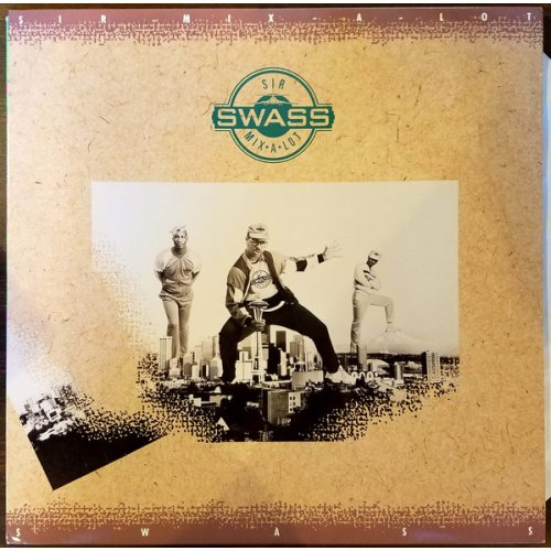 Sir Mix-A-Lot - Swass, LP