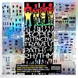 A Tribe Called Quest - People's Instinctive Travels And The Paths Of Rhythm, 2xLP, Reissue