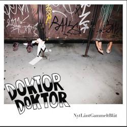 DoktorDoktor - NytLåntGammeltBlåt, LP