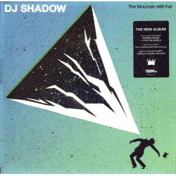 DJ Shadow - The Mountain Will Fall, 2xLP