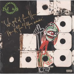 A Tribe Called Quest - We Got It From Here…Thank You 4 Your Service, 2xLP