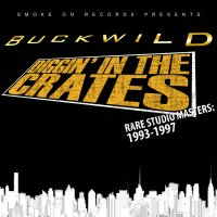Buckwild - Diggin' In The Crates - Rare Studio Masters: 1993-1997, 4xLP