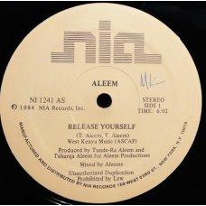 "Aleem - Release Yourself, 12"""