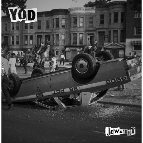 Your Old Droog - Jewelry, 2xLP