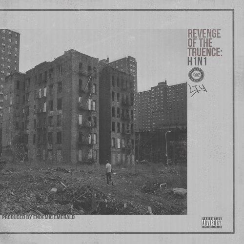 """Revenge Of The Truence - H1N1, 12"""", EP"""