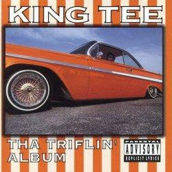 King Tee - Tha Triflin' Album, LP, Reissue