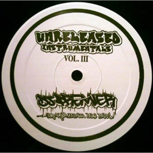 DJ Premier - Unreleased Instrumentals Vol. III, LP