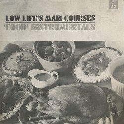 Various - Low Life's 'Food' Instrumentals, 2xLP