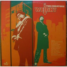 The Creators - The Weight, 2xLP