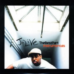 J-Live - The Best Part (Instrumentals), 2xLP