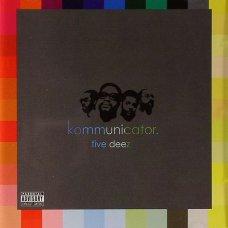 Five Deez - Kommunicator, 2xLP