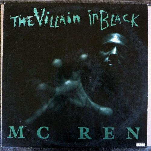 MC Ren - The Villain In Black, LP